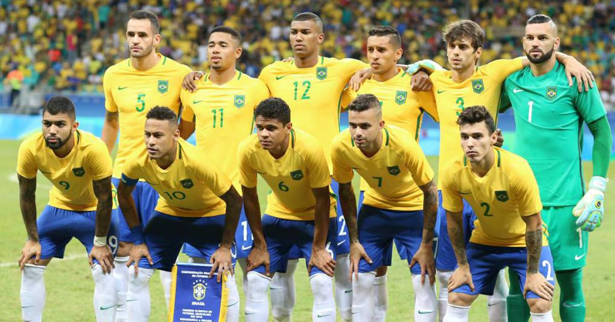 Brasil vs Rusia 3-0