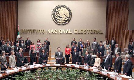 INE multa a PRI y MC por filtrar él padrón electoral.
