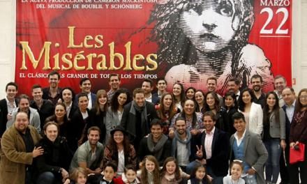 Les Miserables inicia su temporada en México.