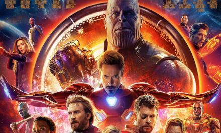 Nuevo tráiler de Avengers: Infinity War