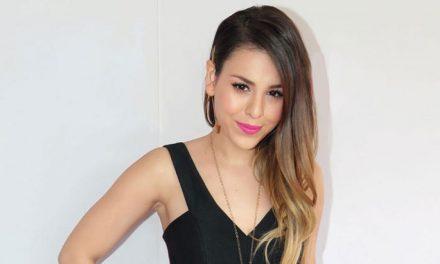 Danna Paola lista para triunfar en España