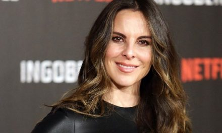 Kate del Castillo termina de grabar la segunda temporada de Ingobernable