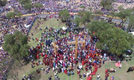 Semana Santa: Viacrucis en Iztapalapa