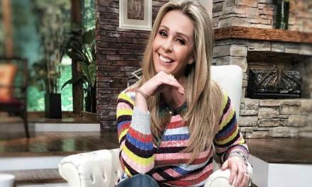 Atala Sarmiento está de regreso en la televisión