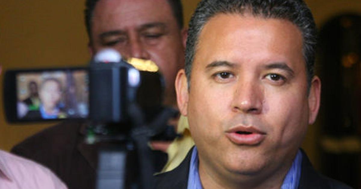 Francisco Bustillos como vocero del PRD