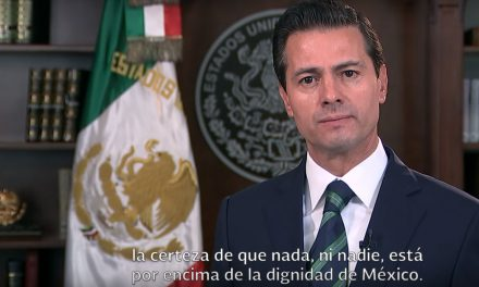 Mensaje de EPN a Trump