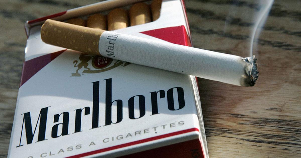 Philip Morris dejará de producir cigarros