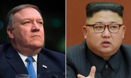 Reunión de Kim Jong Un y Pompeo