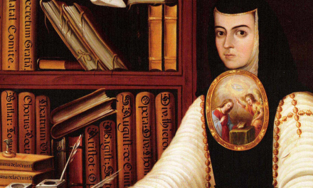323 años de la muerte de Sor Juana Inés De La Cruz