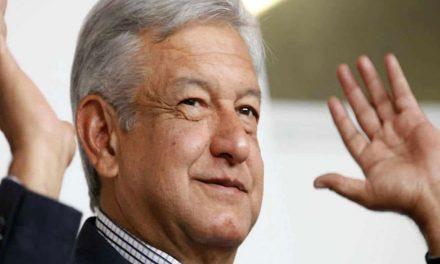 López Obrador llega a Monterrey