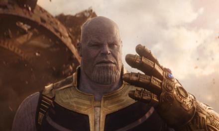 Estreno de Avengers: Infinity War
