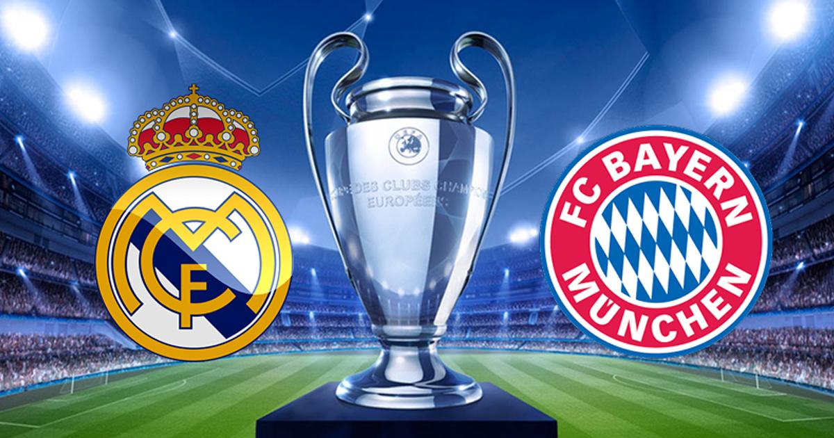 Resumen Bayern vs Real Madrid