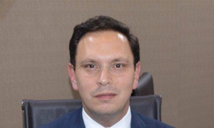 Bernardo González asume como Secretario de Seguridad Pública