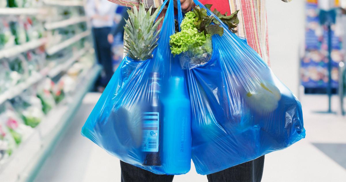 Reducción de bolsas de plástico en Colombia