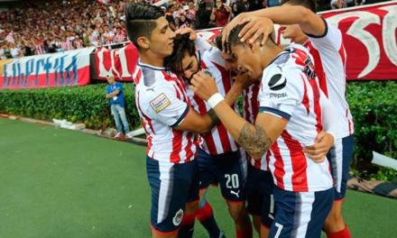 Chivas Campeón de la Concacaf