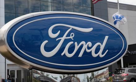 Ford crea una máquina dispensadora de carros