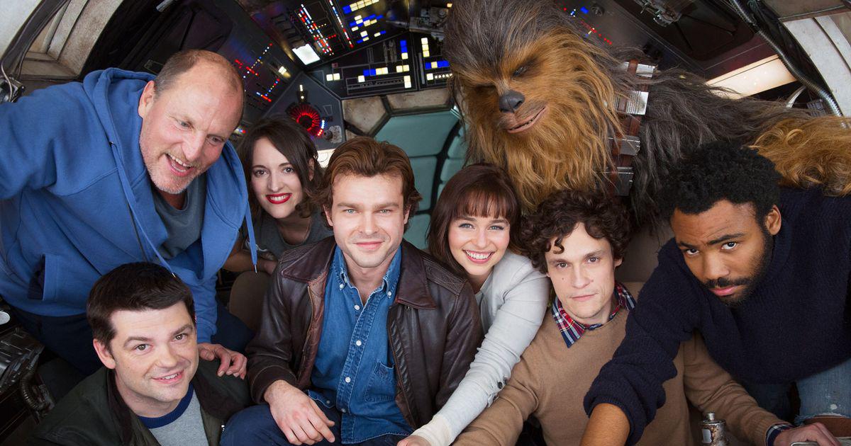 Liberan nuevo tráiler de Han Solo: Una historia de Star Wars