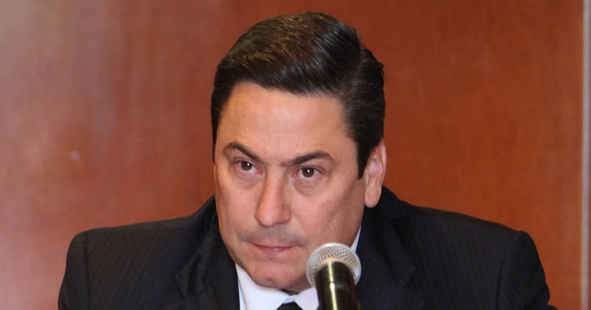 Baltazar Hinojosa como titular de Sagarpa