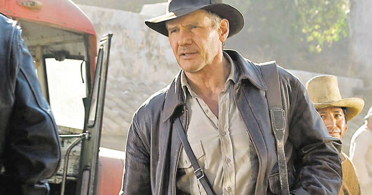 Próximo Indiana Jones podría ser mujer