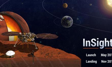 Sonda de la NASA en Marte