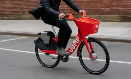 Uber en el servicio de bicicletas eléctricas