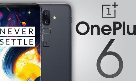 OnePlus 6 estará hecho de vidrio
