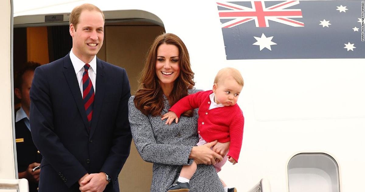 Nace Tercer hijo de los Duques de Cambridge