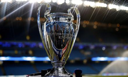 Partidos de hoy, Champions League