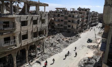 Rusia acusa de que ataque químico en Siria fue invención