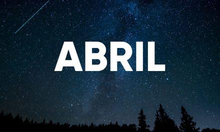 Fenómenos Astronómicos en Abril