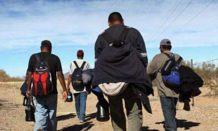 Trump: México debe detener caravana de migrantes