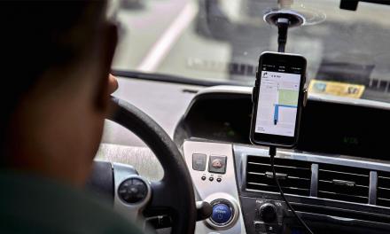 Nueva modalidad de servicio de Uber