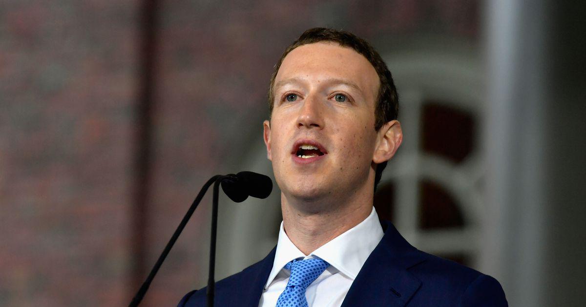 Zuckerberg enfrenta al Congreso de la EUA