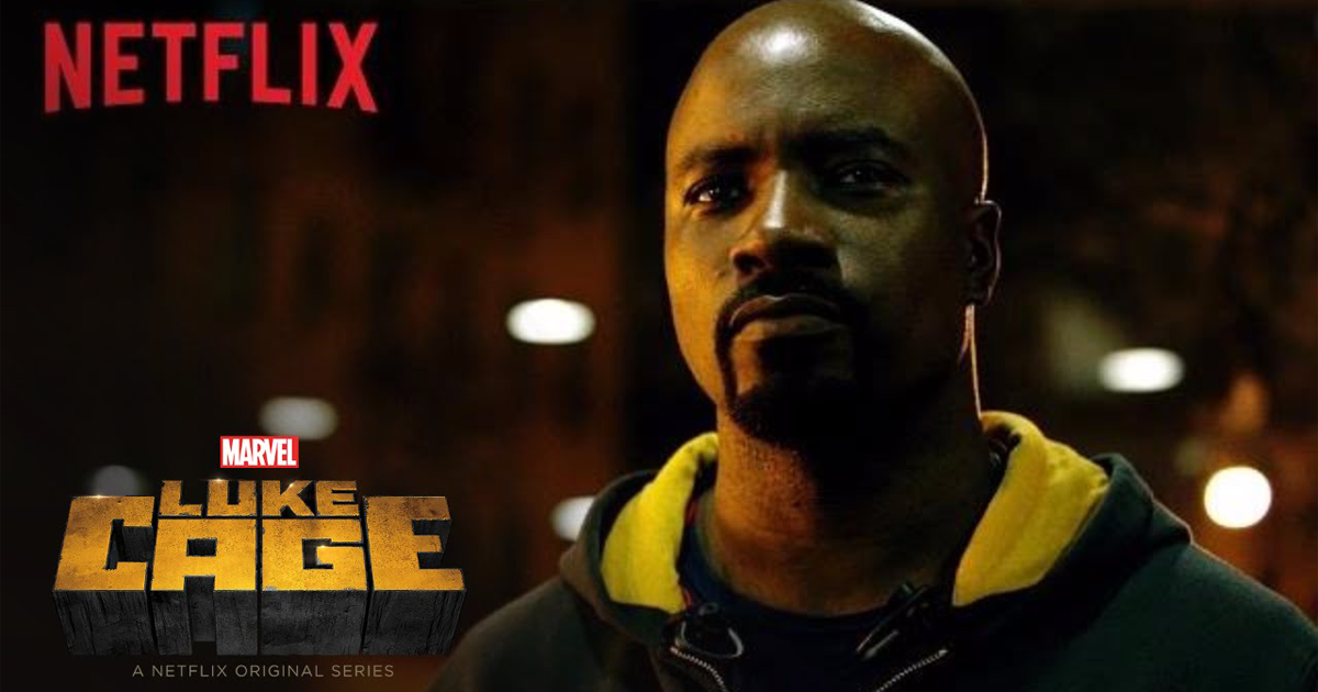 Luke Cage ya tiene trailer y fecha