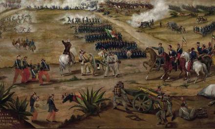 5 de mayo, Batalla de Puebla