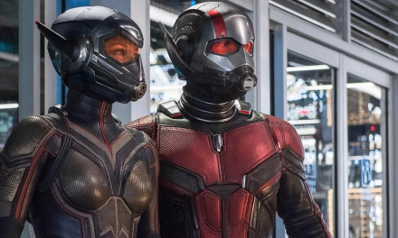 Nuevo Trailer de: Antman And The Wasp