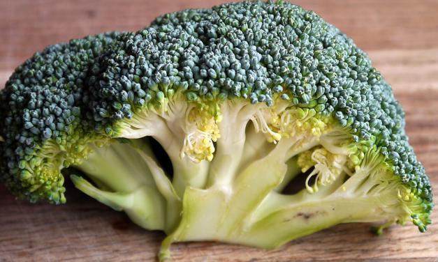 El brócoli es la verdura que te salvará la vida