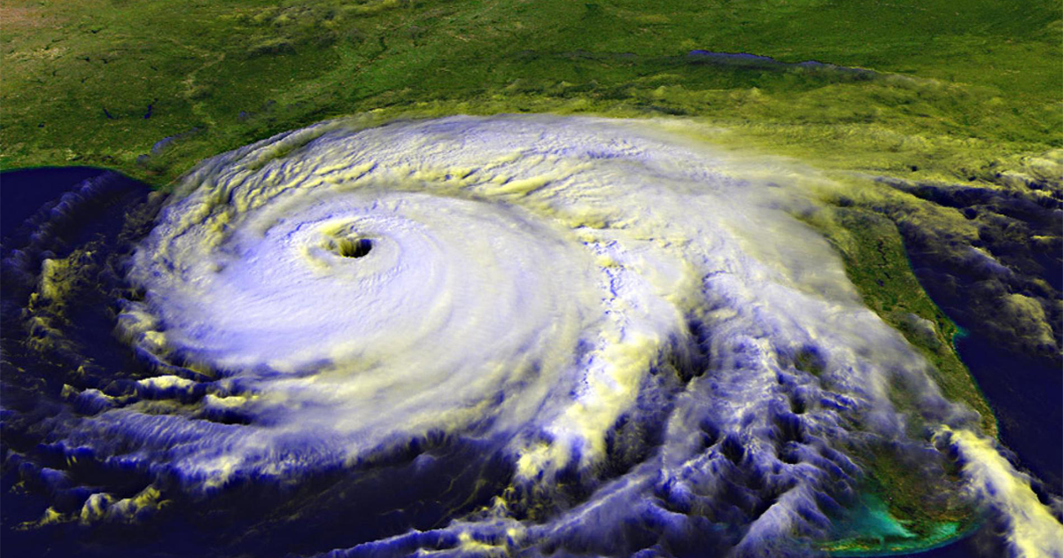 Inicia temporada de huracanes en el Océano Pacífico