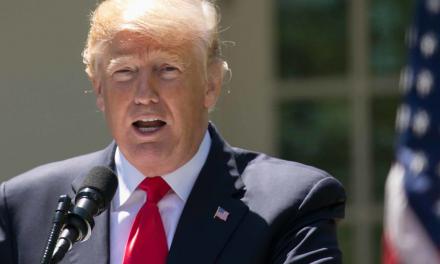 Trump retira a EU del acuerdo con Irán