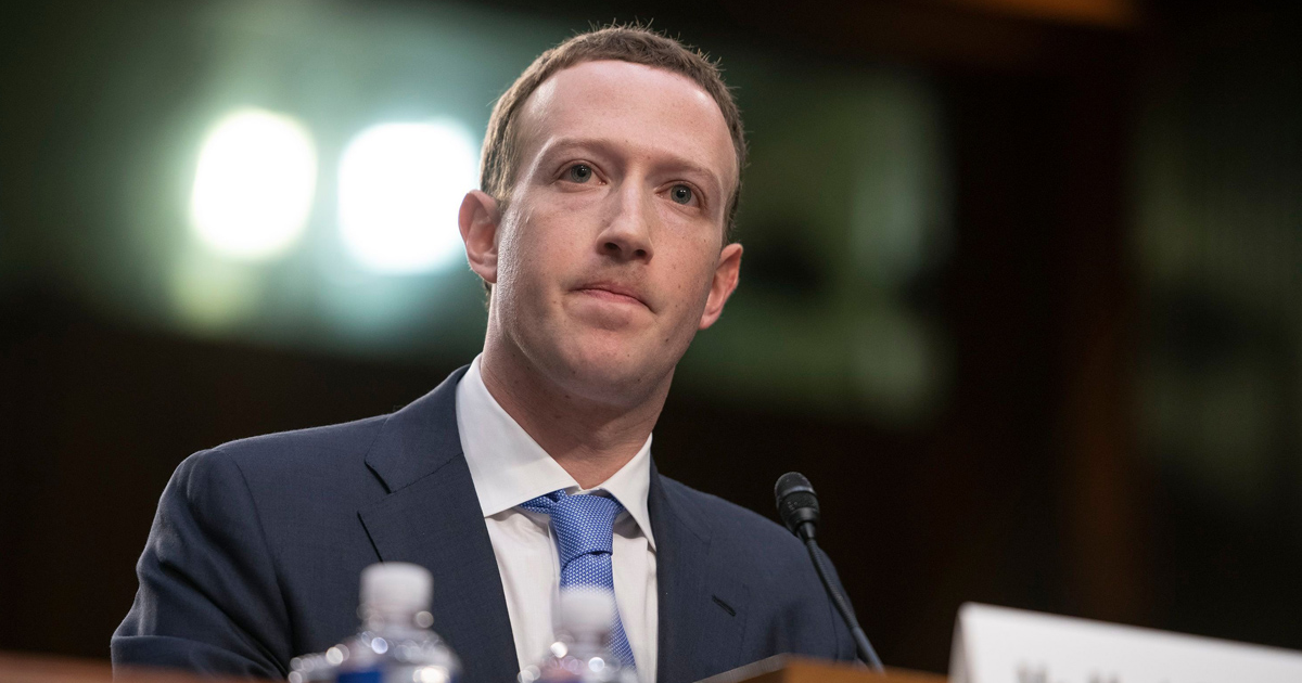 Mark Zuckerberg de nuevo en juicio
