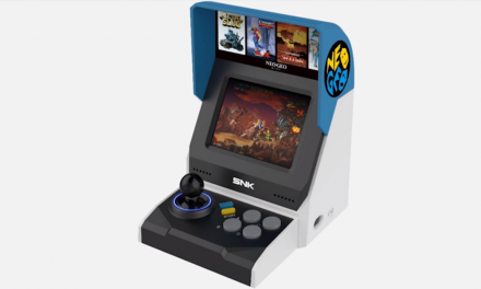 SNK confirma lanzamiento de Neo Geo mini