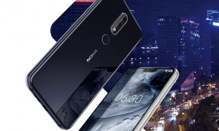 Nokia x6 llega a México