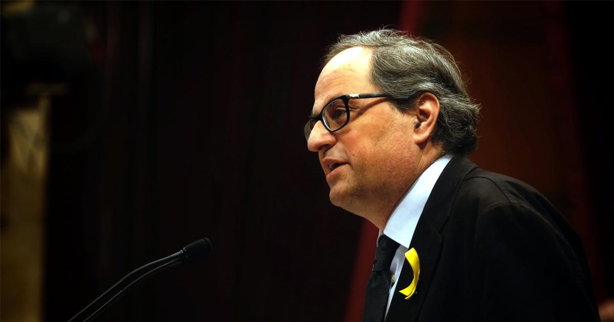 Parlamento catalán debatirá la elección del nuevo presidente