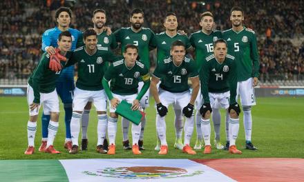 México confirma sede y hora de partido contra Dinamarca