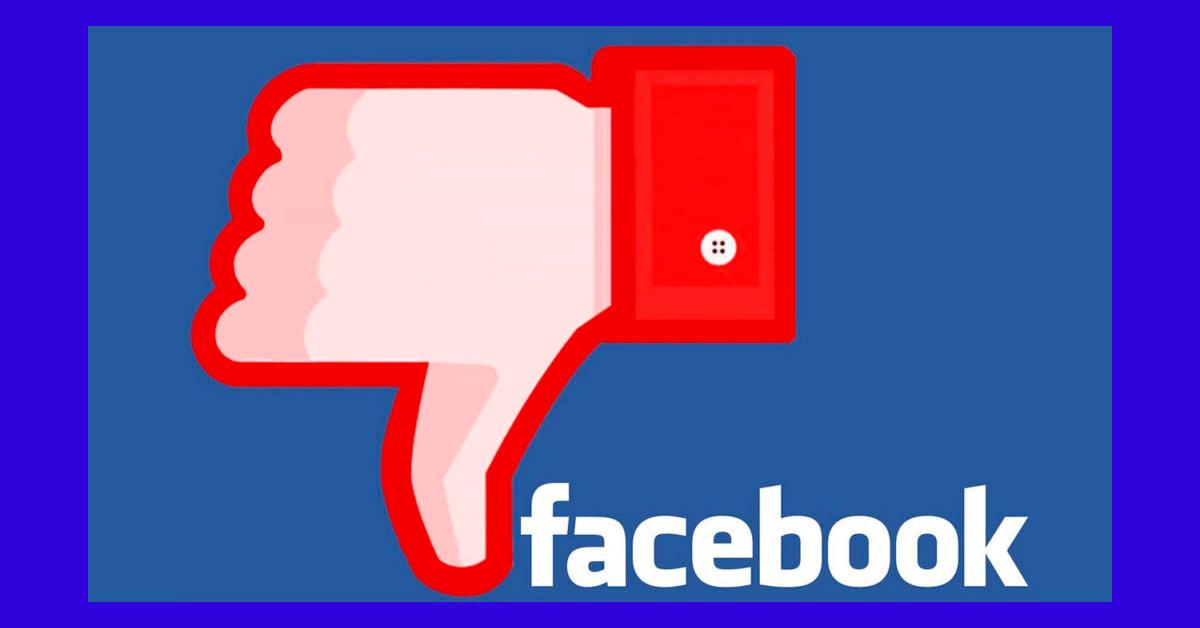 Se desploma Facebook