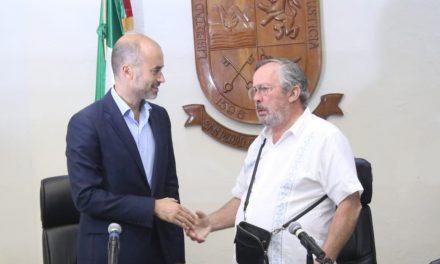 Se establece acuerdo sobre la construcción de nuevos museos