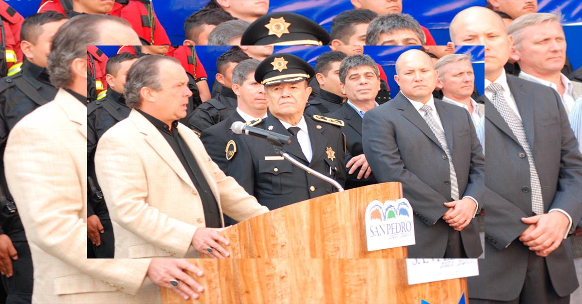 San Pedro el mejor municipio del país