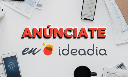 Anúnciate en Ideadia.mx