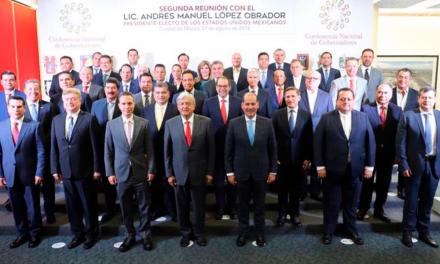 """""""El Bronco"""" Presenta a AMLO 25 proyectos estratégicos"""