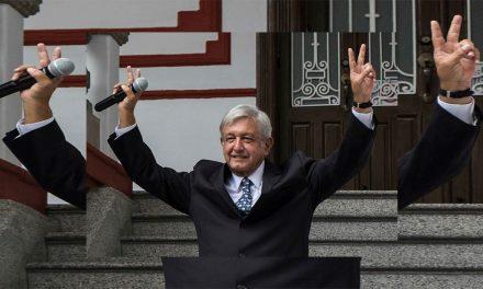 AMLO presidente electo